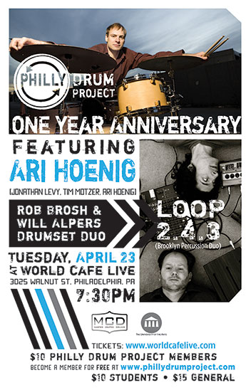 Philly Drum Project
